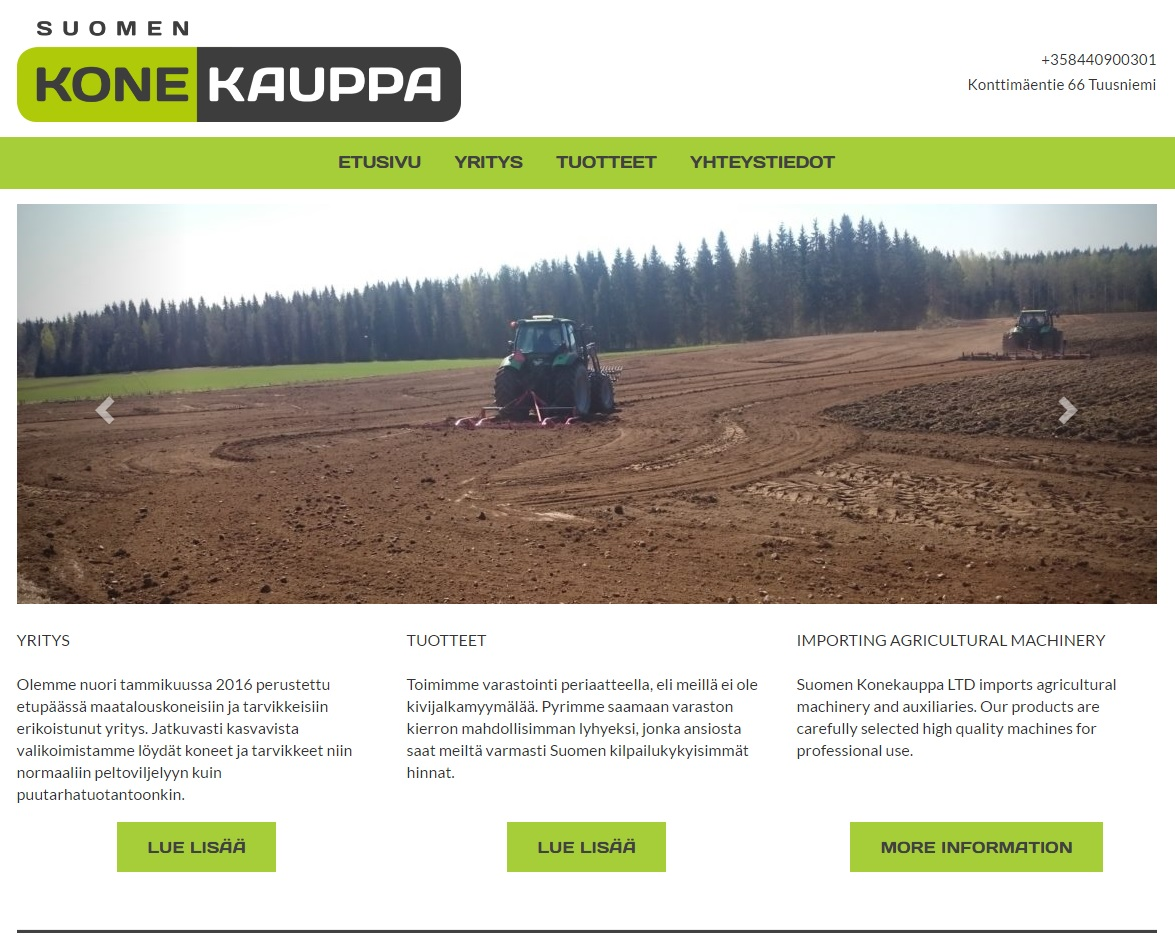 Suomen Konekauppa Oy